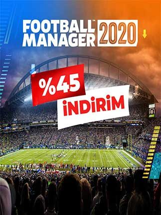 Football Manager 2020 satın al